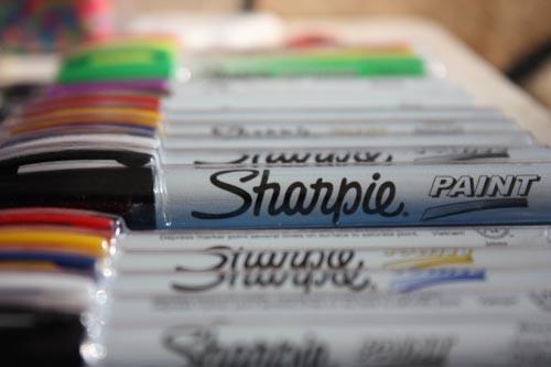 Sharpie giveaway