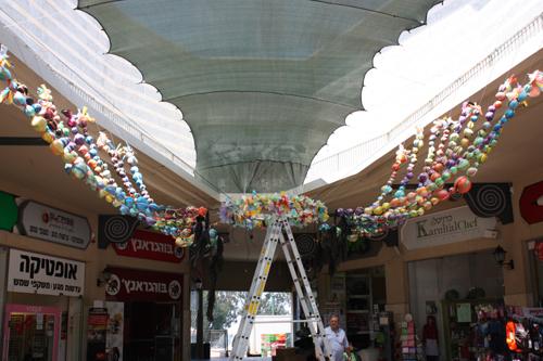 Beads art installation011